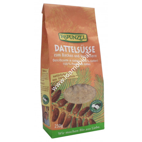 Dolcificante ai Datteri Biologico 250g - Dattelsusse Rapunzel