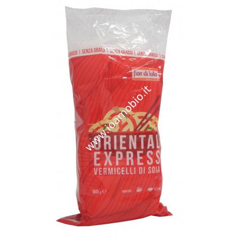 Vermicelli di Soia 500g - Spaghetti Oriental Express - Vegan OGM Free