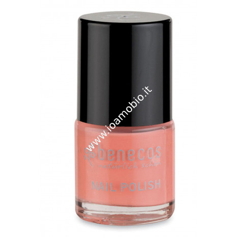 Smalto Unghie - Peach Sorbet 9 ml - Benecos pesca