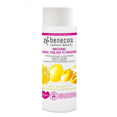 Solvente Smalto per Unghie Benecos 125ml - biologico senza acetone