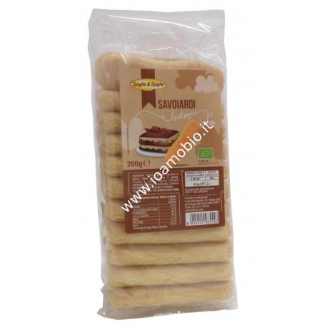 Savoiardi 200g - Biscotti biologici Spighe & Spighe
