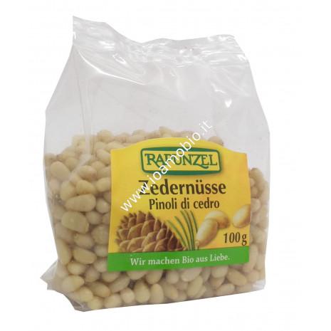 Pinoli di Cedro Siberiano 100g - Bio Rapunzel
