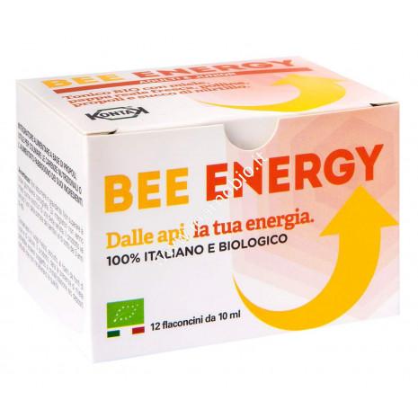 Tonico Bee Energy Bio Adulti e Junior - Affaticamento fisico e mentale