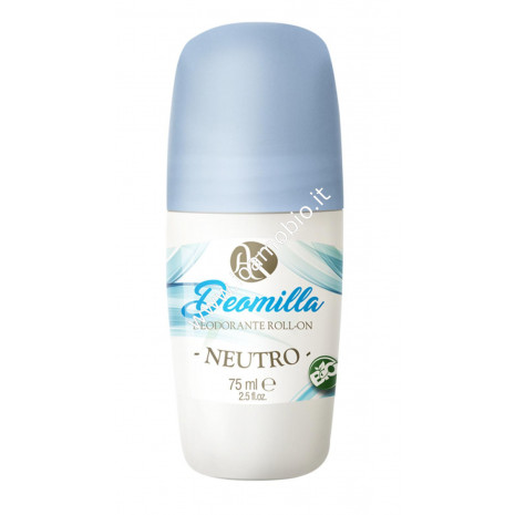 Deomilla Neutro Bio Deodorante Roll on 75ml - Alkemilla