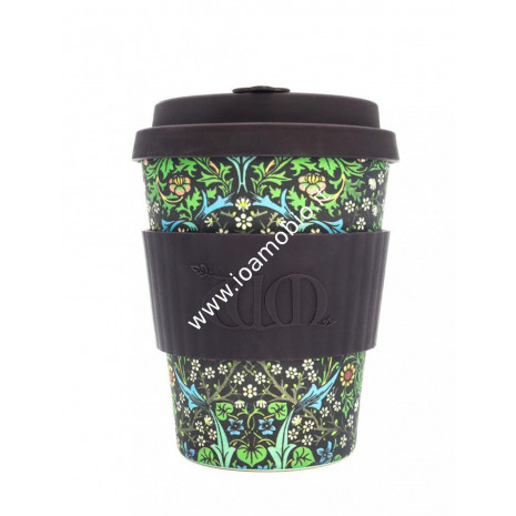 Ecoffee Cup Ecotazza in Bambù 340 ml - Blackthorn