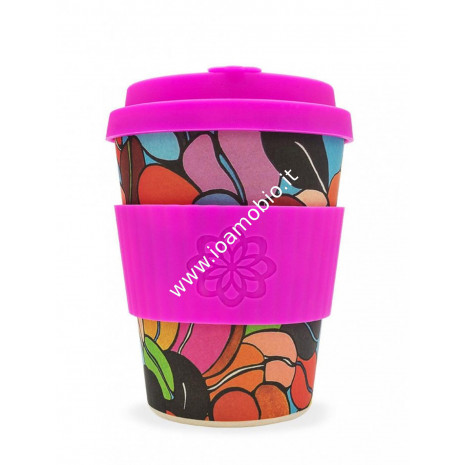 Ecoffee Cup Ecotazza in Bambù 340 ml - ColourCafè