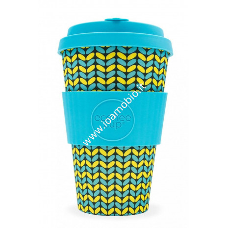 Ecoffee Cup Ecotazza in Bambù 400 ml - Norweaven
