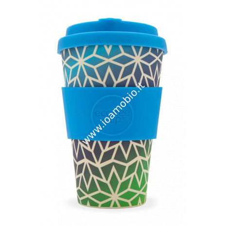 Ecoffee Cup Ecotazza in Bambù 400 ml - Stargate