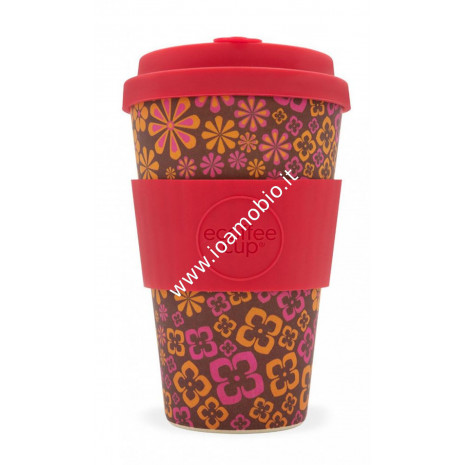 Ecoffee Cup Ecotazza in Bambù 400 ml - Yeah Baby