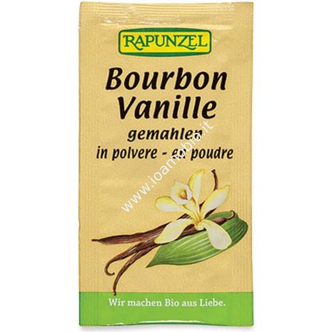 Vaniglia Bourbon in polvere 5g - Bio Rapunzel