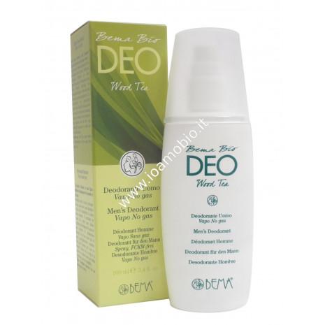 Deodorante Uomo Vapo No-Gas 100ml - Bio Bema
