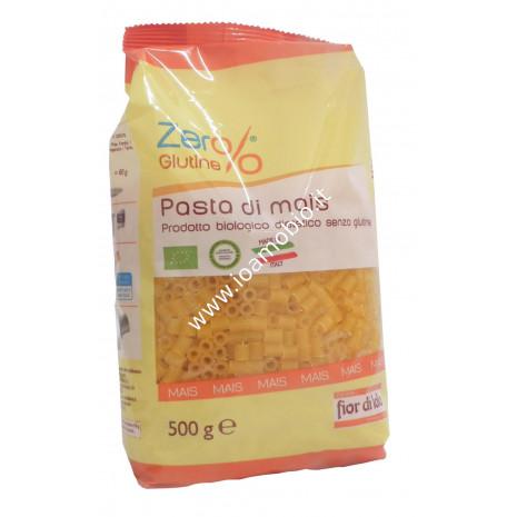 Ditalini di Mais - Pasta Biologica Senza Glutine per Minestra 500g- Zero%Glutine