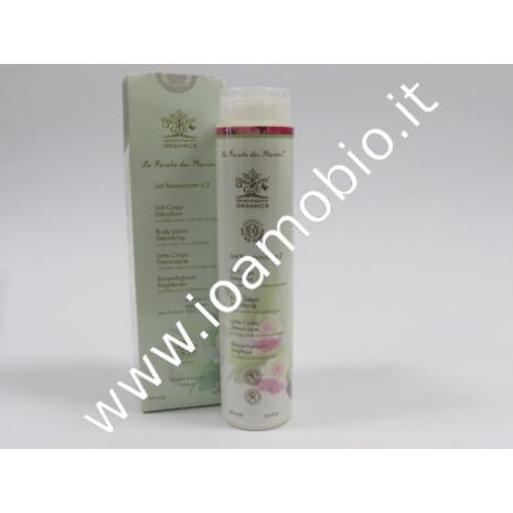 Latte corpo detossinante - Piante