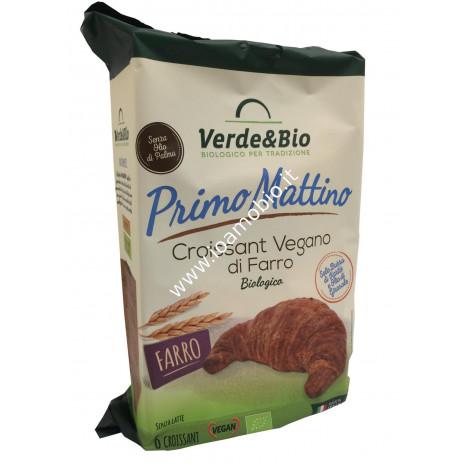 Croissant Vegano di Farro Biologico - Merenda Verde&Bio
