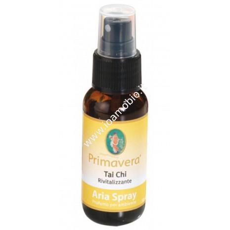 Aria Spray Tai Chi 30ml - Rivitalizzante - Profumo per Ambiente Flora