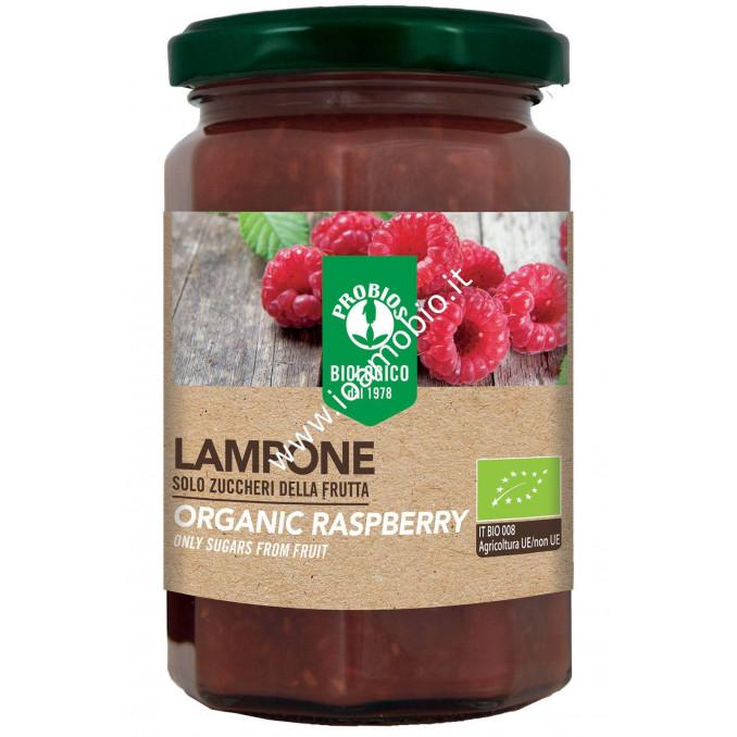 Composta di Lampone 330g - Marmellata biologica di Frutta - Probios