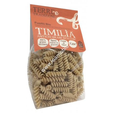 Fusilli di Timilia 500g - Pasta Bio di Grani Antichi Terre e Tradizioni