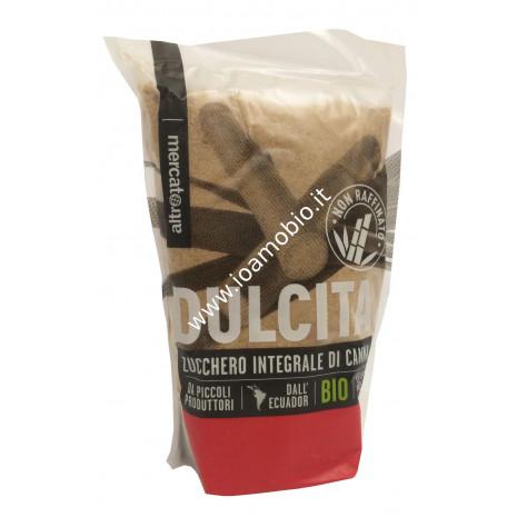 Dulcita - Zucchero Integrale di Canna Biologico 1kg