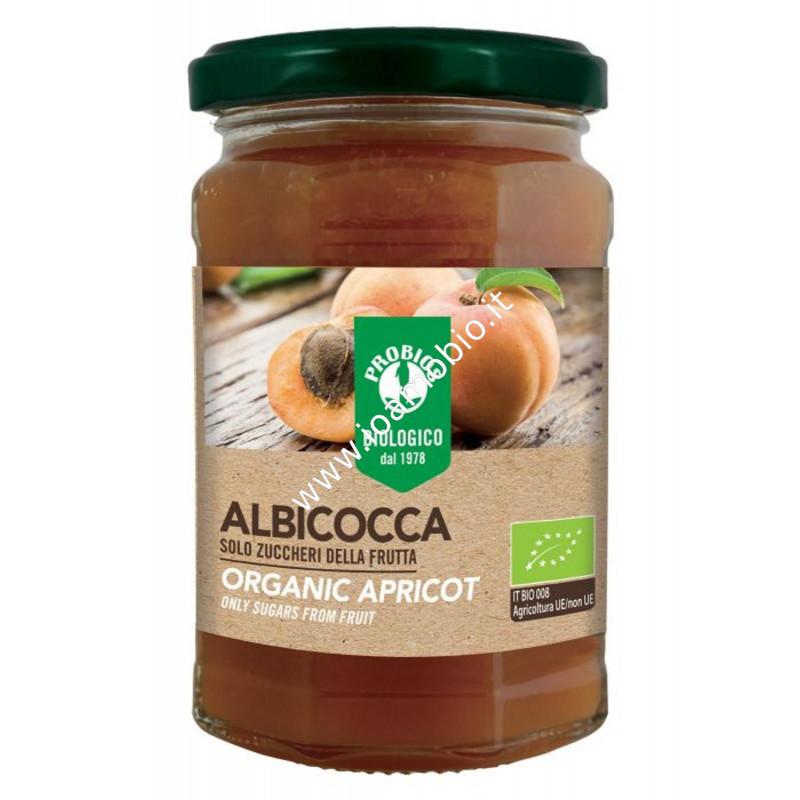 Composta di Albicocca 330g - Marmellata biologica di Frutta - Probios