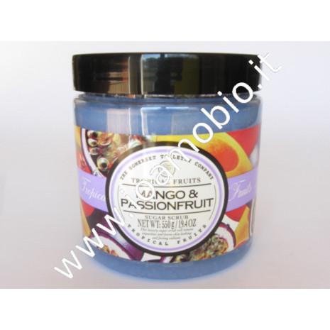 Mango & frutto della pass. scrub granuli zucch. 550ml