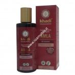 Khadi Bio Shampoo Amla 210ml - Dona Volume e Lucentezza