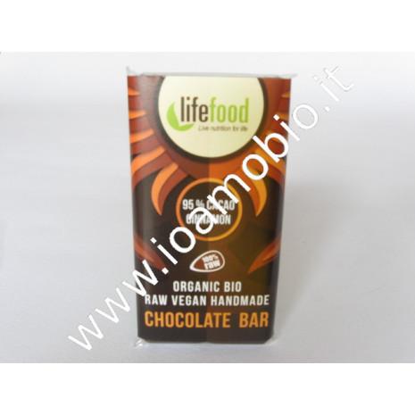 Mini Cioccolato al Cacao e Cannella 15g