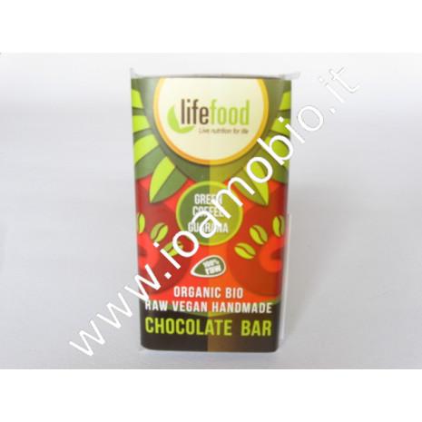 Mini Cioccolato al Caffè verde e Guaranà 15g