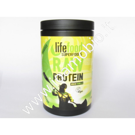 Mix Superfood Vanilla green 450g
