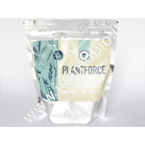 Plantforce Synergy Protein Vanilla 400g