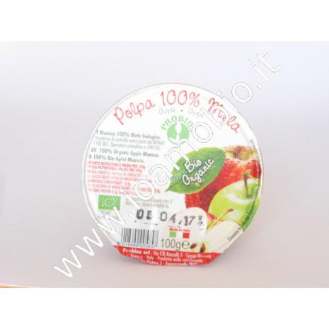 Polpa di Mela 100g - Frutta biologica Probios