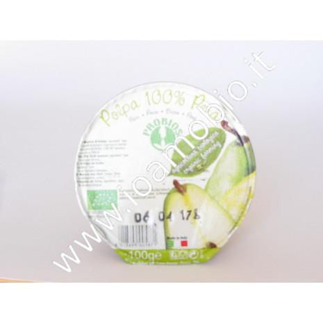 Polpa di Pera 100g - Frutta biologica Probios