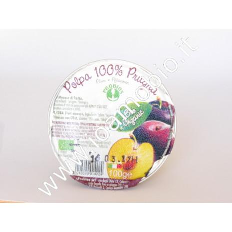Polpa di Prugna 100g - Frutta biologica Probios