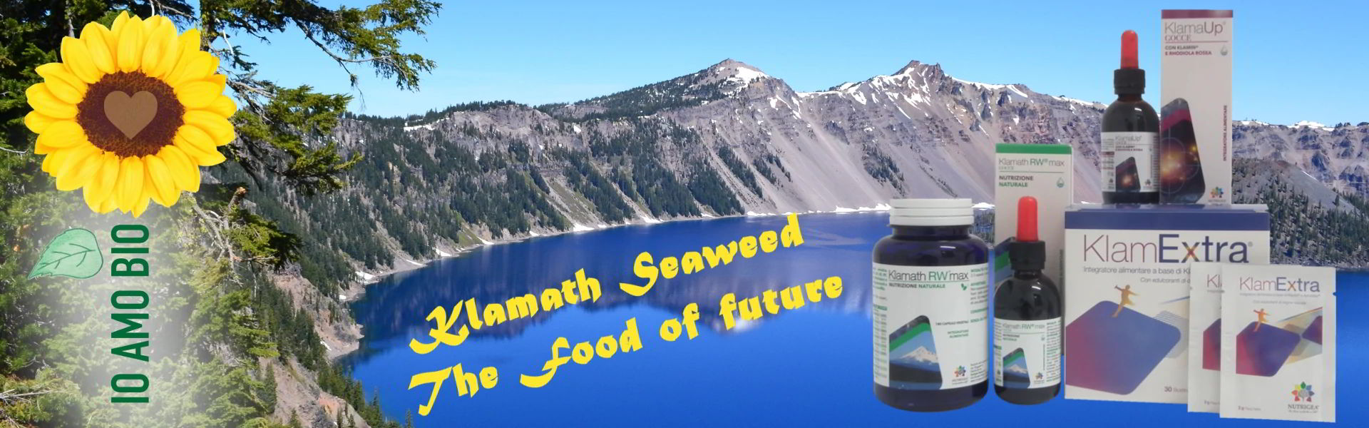 Klamath Seaweed - The food of future
